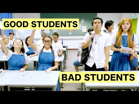 Xxx Mp4 GOOD STUDENTS Vs BAD STUDENTS 3gp Sex