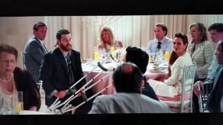 Dirty Grandpa Hilarious Wedding Scene