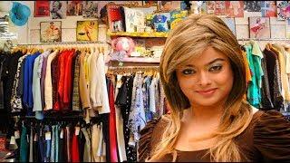 অভিনেত্রী সাহারা এখন কাপড়ের দোকানদার!!! BD Actress Sahara New Profession