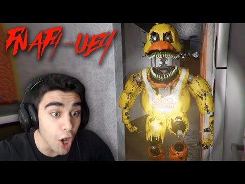 Xxx Mp4 NIGHTMARE CHICA WANTS REVENGE Five Nights At Freddy S 4 UNREAL ENGINE 4 VERSION 3gp Sex