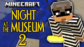 Minecraft | Night At The Museum 2 | DROWNING | Thiefcraft (Minecraft Custom Map)