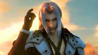 Angeal vs. Genesis vs. Sephiroth (HD 1080p)
