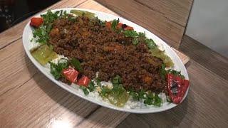 Kiymali Ali Nazik kebabi Tarifi