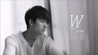 [Full Album]Nam Woo Hyun 1st mini album