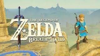 Official Exploration Gameplay - The Legend of Zelda: Breath of the Wild