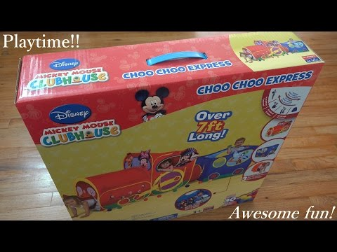 Thomas friends trackmaster harold 39 s high flying rescue for Disney mickey mouse motorized choo choo train with tracks