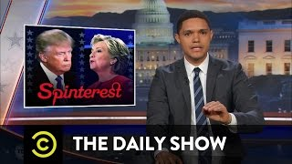 The Daily Show - Donald Trump's Post-Debate Spin