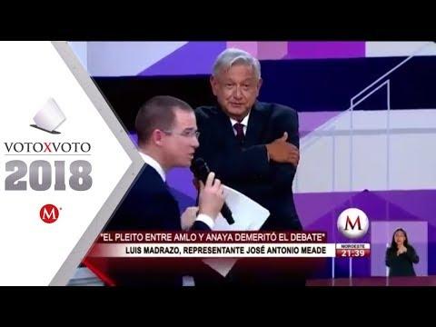 Xxx Mp4 Programa Especial Postdebate Voto X Voto 2018 3gp Sex