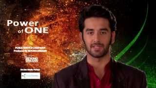 'Power of One' campaign - Vishal Vashishtha (Baldev)