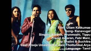 Pooja Umashankar | Ullam Ketkumae - Jukebox (Full Songs)