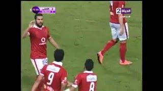 اهداف مباراة  الاهلي VS مصر المقاصة .. 1/2 .. بالدوري المصري الممتاز 2015 /2016