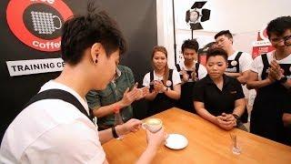 Truecoffee Barista Thailand Championship Ep6 (HD)
