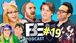 Teens React, Jump Scares, Babymetal (FBE PODCAST Ep #19)