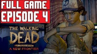 THE WALKING DEAD SEASON 3 Episode 4 Gameplay Walkthrough Part 1 FULL GAME (1080p) No Commentary