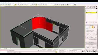Урок 3. Часть 1/2 .Моделирование стен, перенос чертежа в 3D-max. PlanetLagu