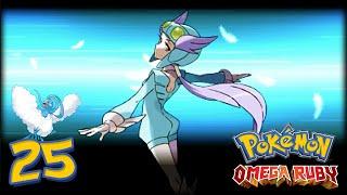 Pokémon Rubí Omega - Cap.25 ¡Alana, la reina de los cielos!