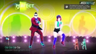 Just Dance 4  Psy Gangnam Style (Chorégraphie+Paroles)