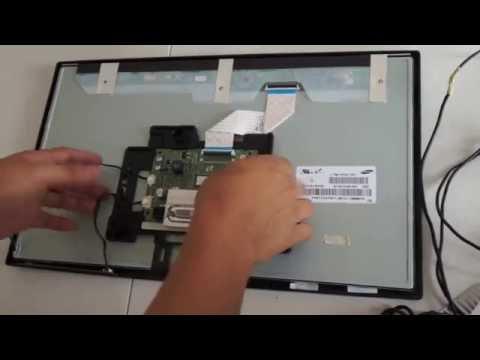 COMO REPARAR MONITOR LED SAMSUNG
