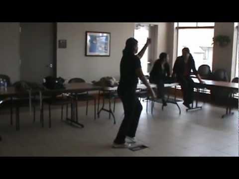 Dayton Tamil Sangam dance practice 1
