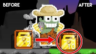 TWO TO TEN WORLD LOCKS in 10 MINUTES video! | Growtopia Challenge!