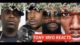 Tony Yayo REACTS to Young Buck Performing with Rick Ross, Kidd Kidd and Talks How Rich G-Unit Is