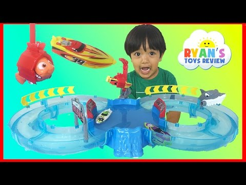 Zuru Micro Boats Racing Track Playset Toy for Kids