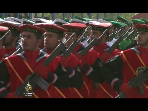 Iran formira novu vojsku