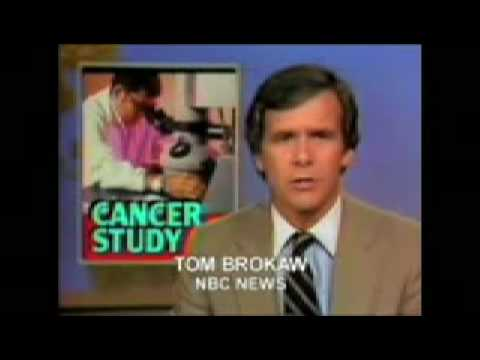NBC's Earliest Report on AIDS 1982