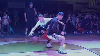 Professor vs Arrogant Hooper... Epic Ankle Breakers