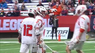 Highlights | Syracuse vs North Carolina
