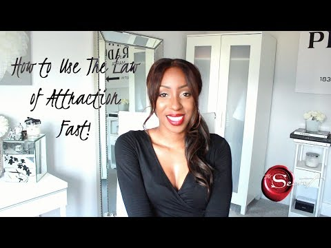 How To Use The Law of Attraction FAST! Journalling As A Manifestation Tool
