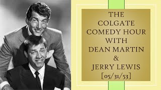 The Colgate Comedy Hour:  May 31 1953