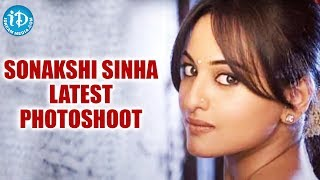 Sonakshi Sinha Latest Hot N Spicy Photoshoot