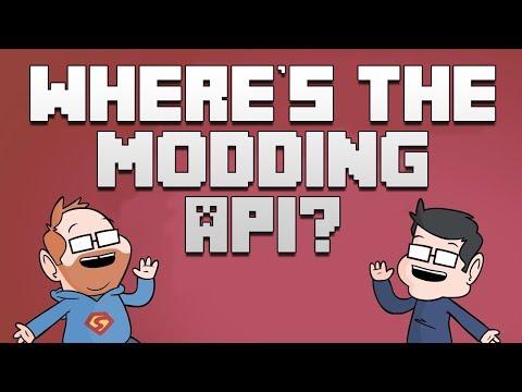 Wheres The Modding API? - Minecraft Parody /w Lyrics
