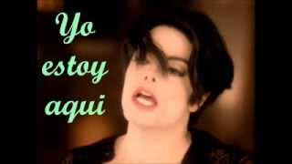 Michael Jackson -You Are Not Alone en Español con Letra