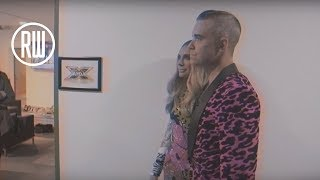 Robbie Williams   Vloggie Williams Episode #56 - The Semi-Final