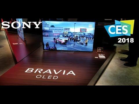 Xxx Mp4 Sony New 2018 TV Line Up Oled A8F And X900F CES 2018 3gp Sex