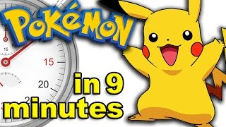 The History of Pokemon - A Brief History