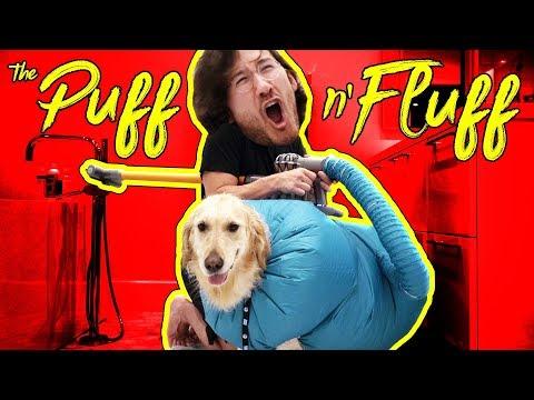 the PUFF n FLUFF