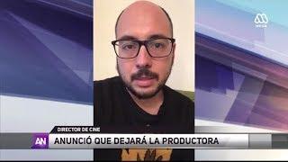 """Director chileno Nicolás López: """"No soy un acosador ni un abusador"""""""