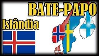 Analisando a Islândia e os Países Nórdicos (BATE-PAPO com Canal Brazucas Pelo Mundo)