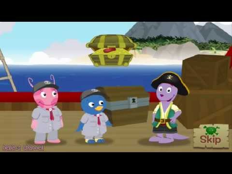 The Backyardigans Pirate Adventure Full Gameplay Online Game