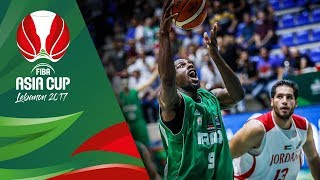 Top 5 Plays - Quarter-Final Qualifiers - Day 2 - FIBA Asia Cup 2017