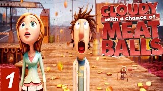Cloudy with a Chance of Meatballs- When good Food Goes Bad -  Part 1 - Let's Play Walkthrough