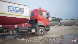 UD Trucks – Extra Mile Story Indonesia – Excellent Service
