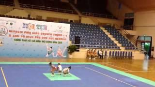 Aerobic nhà thiếu nhi Tân Bình(2)