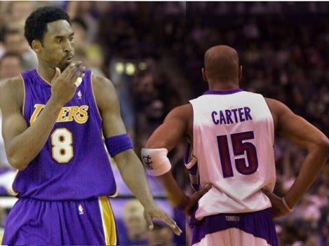 Kobe Bryant vs Vince Carter Living