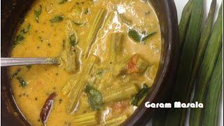 Nadan Muringakka Parippu Curry / Drumstick and Toor Dal Curry നാടൻ  മുരിങ്ങക്കാ പരിപ്പു കറി