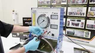 Fuel Pump Tester - Wet Testing Fuel Pumps