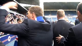 Steven Gerrard Unveiled As Rangers Manager